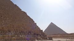 The Pyramids of Giza (Rckr88) Tags: the pyramids giza thepyramidsofgiza cairo egypt africa travel pyramid pyramidsanddesert thepyramidscomplex desert sand african travelling ancientegypt ancient relic relics