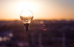 Brainstorming (hector_cbs) Tags: brainstorming idea light fly bokeh inspiration bulb outdoor
