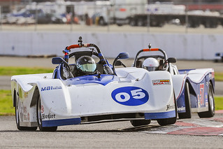Mike Skinner racing the 05 Spec Racer Ford (GEN3) during the Majors Western Conference season opener at Auto Club Speedway