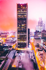 INTERCONTINETAL.1 (Edauwdzack90) Tags: urbex urbanexploration rooftops roofs ontheroofs rooftopsmontreal montrealrooftops amazingshot explorationurbaine