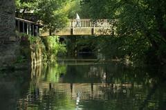 DSC_3348 (adrizufe) Tags: green reflections river nikon bizkaia durango basquecountry durangaldea nikonstunninggallery pinondo d7000 maariaerreka adrizufe