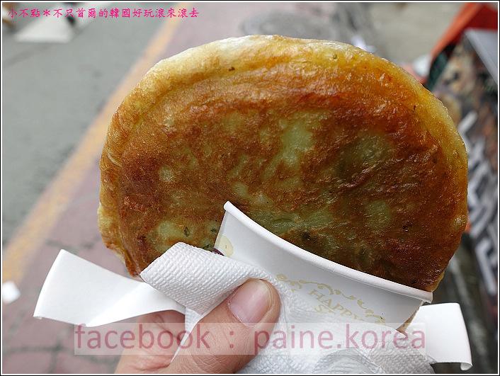 首爾望遠市場 海鮮糖餅 (6).JPG
