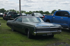 1969 Imperial Crown (DVS1mn) Tags: cars 1969 car 15 imperial vehicle crown 69 2015 moparsinthepark2015