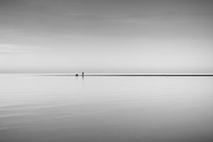 the subtle one (stocks photography.) Tags: sea reflection beach water photography one coast kent seaside photographer photos stocks minimalism whitstable theone beachphotography thesubtleone seasidephotography coastalphotography stocksphotography michaelmarsh photosofwhitstable canon5dmk111 theoneseries