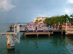 Key West: sera d'agosto a Mallory Square (costagar51) Tags: keywest florida america floridakeys mare natura anticando contactgroups panoramafotográfico thebestofmimamorsgroups