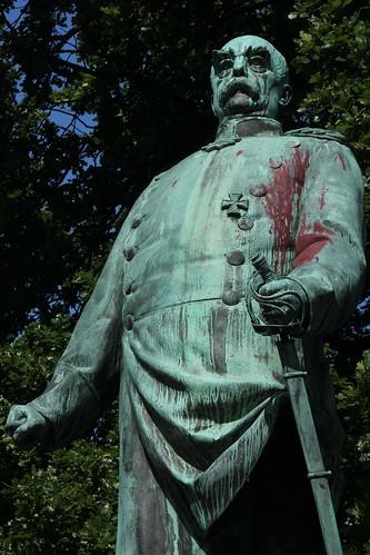 "Bismarck im Hiroshima-Park (02) • <a style=""font-size:0.8em;"" href=""http://www.flickr.com/photos/69570948@N04/18708959642/"" target=""_blank"">Auf Flickr ansehen</a>"