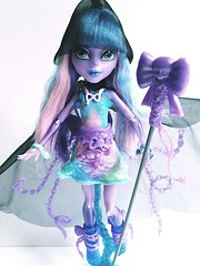 I'm the dust that ignites the spark (Venus_Forever) Tags: monster river high doll dolls haunted styx mattel