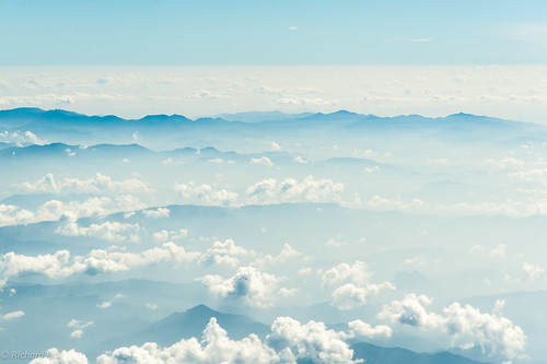 Clouds & Mountains Malaysia