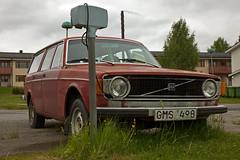 Volvo 145 (Burminordlicht) Tags: volvo sweden schweden oldtimer sverige veteranbil