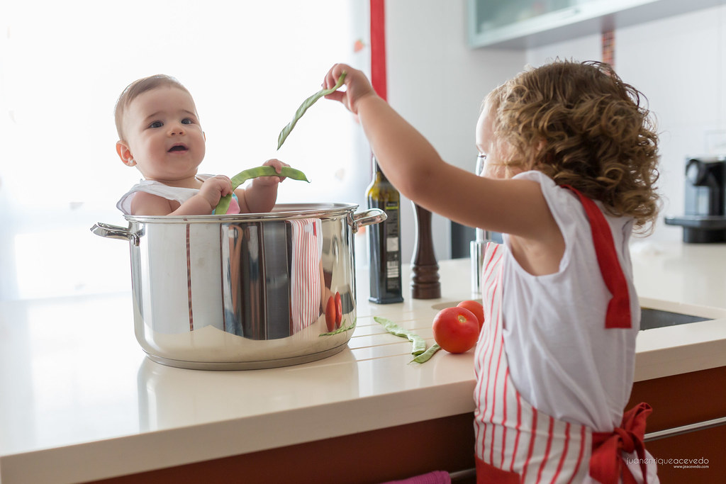 Cocinando | The World S Best Photos Of Bebes And Cocina Flickr Hive Mind