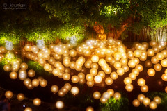 wat_pantao_28r (khunkay's gallery) Tags: beautiful festival lights bokeh    yeepeng