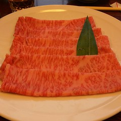 Going to try some real Kobe beef for the first time. Only 17,000 Yen ($140 US)