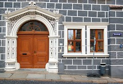 Peterstr. 7 (menzelhd) Tags: deutschland haus grlitz sachsen portal fassade