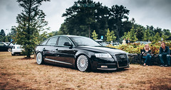 Audi A6 4F (Rick Bruinsma) Tags: ride belgium air meeting retro static works treffen stance dapper oem airride koolmijn oemplus retroworks dvpper