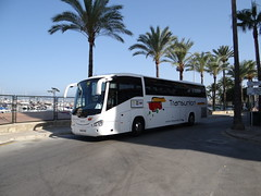 Transunion MAN (Coco the Jerzee Busman) Tags: bus coach spain mallorca emt majorca tib