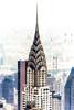 Spire (Marc Rauw.) Tags: newyork newyorkcity usa chryslerbuilding skyscraper skyline ny nyc spire tower urban urbanity microfourthids m43 μ43 mzuiko40150mm mzuiko 40150mm olympusomdem10 olympus omd em10 architecture building highrise highrisebuilding