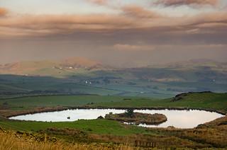 Tarn Osmotherley Moor