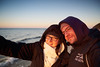 love on the beach (Explore#311) (CB-Photos) Tags: love beach winter meer strand liebe selfie zusammen ostsee augen