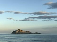 Bare Island, Waimarama, Hawkes Bay (david.cotterill) Tags: beach sunset island hawkesbay newzealand