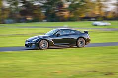 Nissan GTR (Damon Finlay) Tags: nikon d750 nikond750 nikkor 80200mm f28 nikkor80200mmf28 motorsports motors racing trackday panning nissan gtr lamborghini gallardo lamborghinigallardo nissangtr ingliston circuit inglistonracingcircuit supercars sportscars