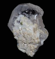 Beryl (Morganite var.)  (No. 2097-02132017) (geraldarmstrong48) Tags: morganite clevelandite mineralcollection mineral minerals specimen specimens stone stones rock rocks mineralogy geology earthscience crystal nature nuristanprovince