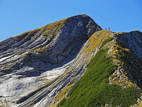 Steinfeldspitze descent