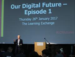 Our Digital Future Episode 1 - Kate Willard
