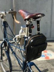 pottering with ALEX MOULTON APB (yama_d) Tags: moulton apb モールトン ポタリング pottering 自転車 bicycle