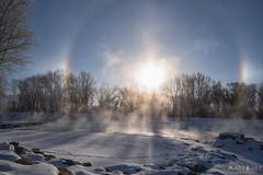 IMGP0555-Edit (Matt_Burt) Tags: cold fog ice mist steam sundog sunrise whitewaterpark circumhorizontalarc sparkle