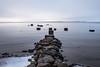 P1020537 (stefanh.varberg) Tags: balgö balgöbrygga gx8 lumix brygga hav kallt klippor pir sten stenar stilla vinter