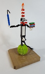 Cat in the Hat (PurpleSprout458) Tags: lego moc drseuss