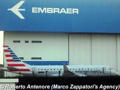 Embraer E-175 (E-170-200/LR) (Marco Zappatori's Agency) Tags: embraer e175 americaneage preyi robertoantenore marcozappatorisagency