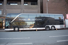Frank Turner and The Sleeping Souls Tour 2016 Four Seasons Tour Bus K2 FST (5asideHero) Tags: frank turner the sleeping souls tour 2016 four seasons bus sleeper coach double decker band transport setra s431 dt k2 fst