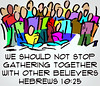Hebrews 10:25 (joshtinpowers) Tags: hebrews bible scripture
