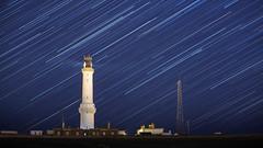 Lighthouse Star-trails.jpg (___INFINITY___) Tags: star startrail lighthouse infinity darren wright night aberdeen sky nigg torry