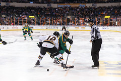 "Missouri Mavericks vs. Quad City Mallards, January 21, 2017, Silverstein Eye Centers Arena, Independence, Missouri.  Photo: John Howe / Howe Creative Photography • <a style=""font-size:0.8em;"" href=""http://www.flickr.com/photos/134016632@N02/32487054896/"" target=""_blank"">View on Flickr</a>"