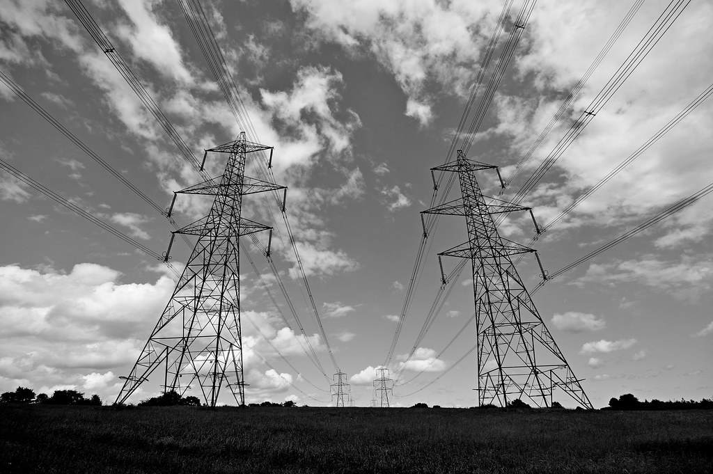The World\'s Best Photos of pylon and walk - Flickr Hive Mind