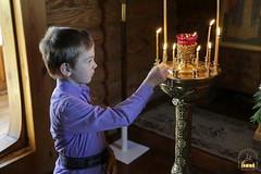14. Patron Saint's day at All Saints Skete / Престольный праздник во Всехсвятском скиту