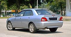 2004 Proton Waja 1.6 AT (ENH) in Ipoh, MY (17, Exterior) (Aero7MY) Tags: 2004 car sedan malaysia 16 saloon ipoh enhanced proton enh waja 16l 4door impian at 4g18