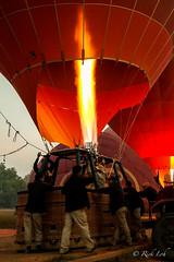 Hot Air Balloons in Bagan (Rickloh) Tags: travel balloons asia burma rick samsung wanderlust myanmar hotairballoons bagan nx balloonsoverbagan mirrorless nx30 samsungnx samsungnx30 rickloh ditchthedslr nxsg rickinmyanmar2014