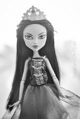 Cleo Queen (lucylacri) Tags: monster de high doll nile crown cleo