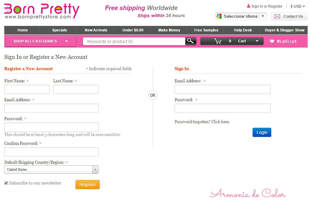 Comprar en Born Pretty Store 3