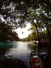(chillpickle) Tags: birthday girls friends drunk creek fun mine kayak drink canoe springs kayaking hammock canoeing celebrate holmescreek coldwatersprings