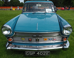 austin glamis-7110150 (E.........'s Diary) Tags: show castle car vintage scotland angus vehicle eddie extravaganza glamis rossolympusomdem5markiiscotlandjuly2015