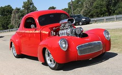 Blowen Willys (Bill Jacomet) Tags: river drag day texas little tx racing drags raceway the 2015 of