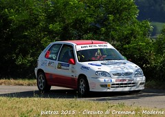054-DSC_6395 - Citroen Saxo - N2 - Calza Alberto-Bercelli Daniele - ASD Cremona Corse (pietroz) Tags: photo nikon foto photos rally fotos di pietro circuito cremona zoccola pietroz d300s