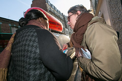 Distribution tracts TPE (www.force-ouvriere.fr) Tags: tpe élections distribution tracts paris représentativité ©fblanc