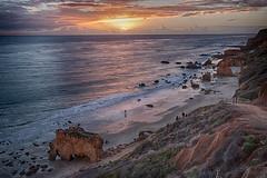 HDR Sunset. (Bob Franks) Tags: hdr sunset el matador state beach efs1022mm