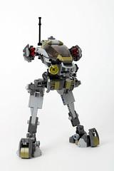 Amano Heavy Industries - Cyrrex Class Mech (TOKYO TAG TEAM) Tags: lego walker mech mecha