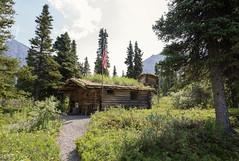 Richard L. Proenneke National Historic Landmark (LakeClarkNPS) Tags: twinlakes alaska